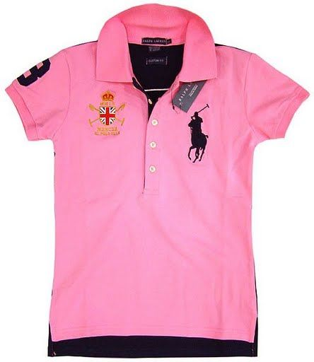 Polo t shirts for women great brands clothes brands for Branded polo t shirts