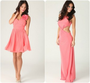 Coral Dresses Breezy And Beautiful Fashion For All Occassions